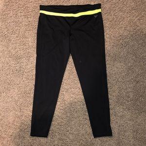 💕Live Love Dream Aeropostale Black Yoga Pants